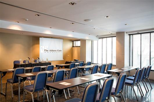 """Adrianos"" Hotel Meeting Room in Athens"