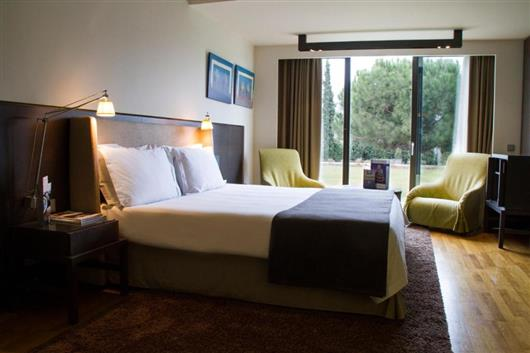 Junior Suite with Garden View
