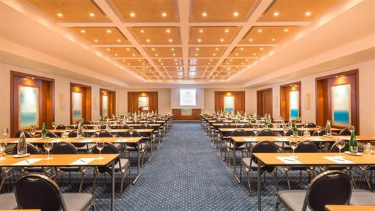 Spinalonga Conference Hall