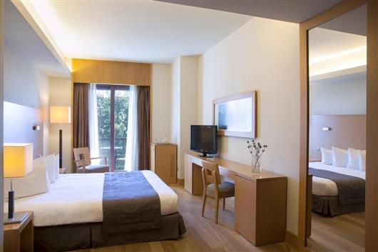 Standard Double Room - Wheelchair Accessible