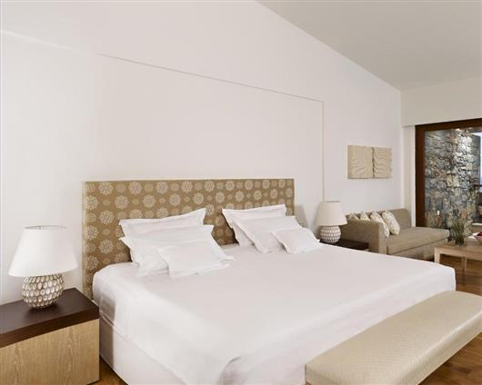 Classic Room, Guest room, 1 King, Sea view, Balcony