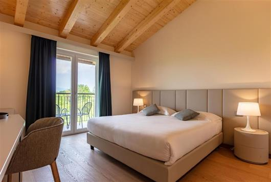 Double Room with Panoramic View - Attic