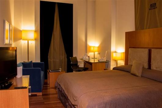 Executive Double Room with Urban View
