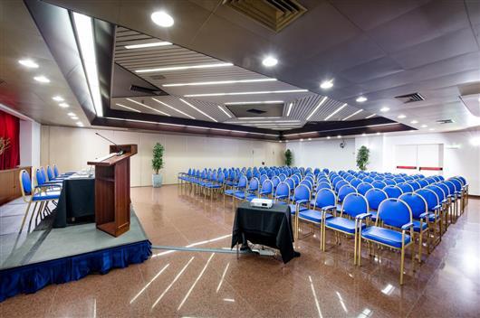 Aragonesi's hall