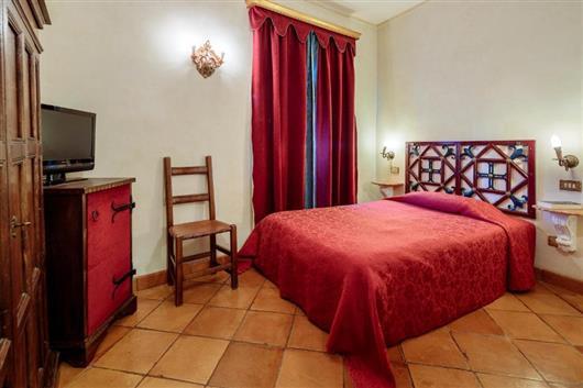 French Style Single Room - Borghetto Annex