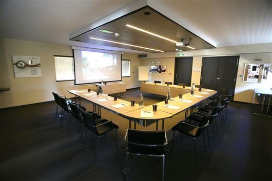 La Canopée Meeting Room