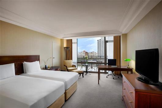 Executive Room with City View and Executive Lounge Access