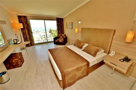 Standard Room with Partial Sea View