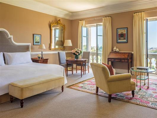 Junior Suite with Extra Bed (2 Adults + 1 Child)
