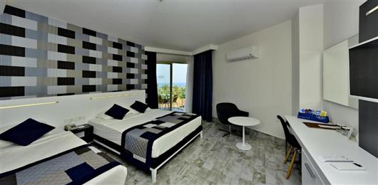 Standard Room with Side Sea-View