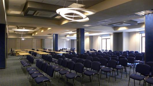 Lazurytowa - a large hall