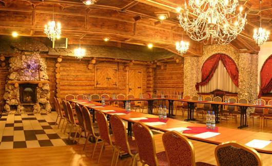 Alpine Hall