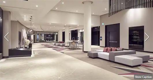 Pre-funktion foyer