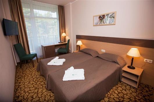 Twin Room with Medical Spa Treatment Program - Mini