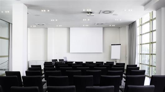 Conference mezzanines