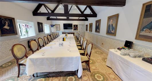The Cleeve Room