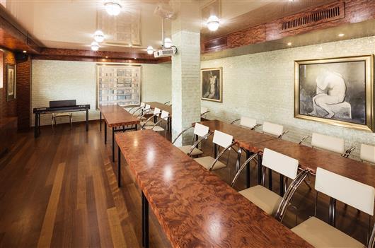 The M Floor Meeting Room