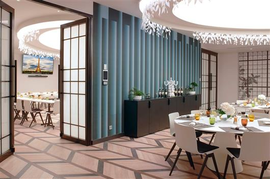 Magnolia - Conference & Lounge areas