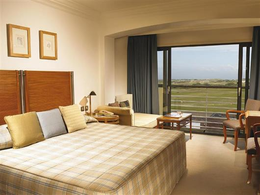 Double Room with Golf Course View