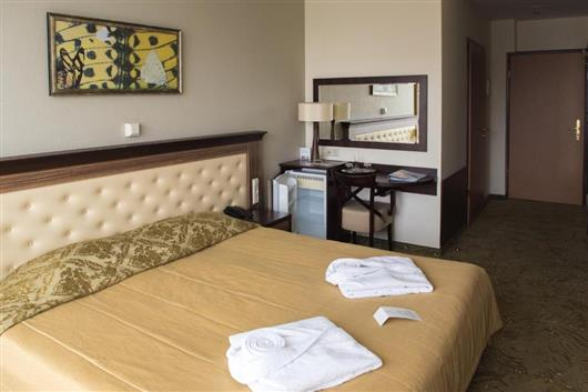 Standard Double Room with Spa Access