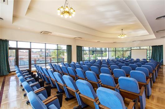 Asarel Hall