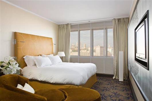 Deluxe Double Room with Port View and Spa Access