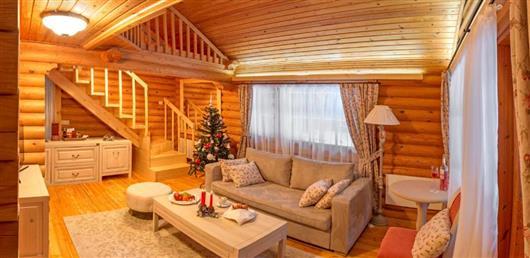 Finnish Chalet with Sauna
