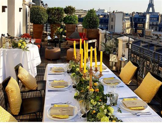 Event in the Marignan Eiffel Suite