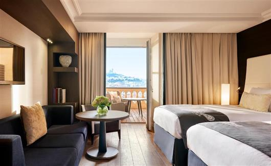 Executive Room with Terrace and Harbour View