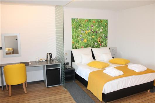 Double Room with Spa Bath and Balcony