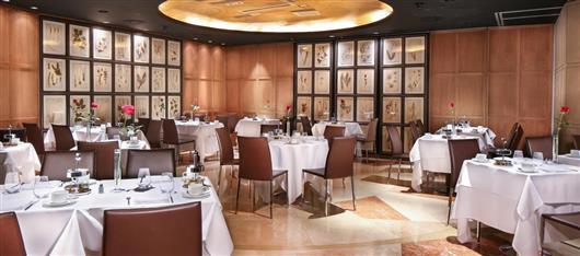 Vedruna + Restaurant Claris*
