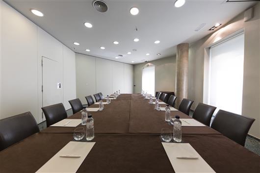 Ciudad Jardín meeting room