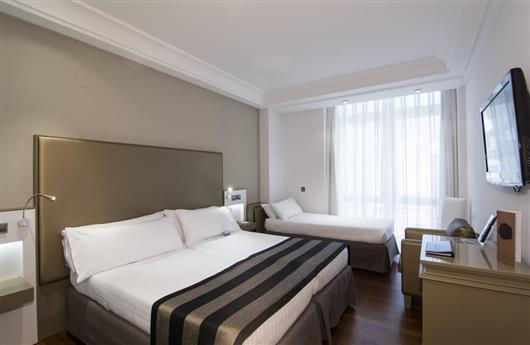 Double Room with Extra Bed (2 Adults + 1 Child )