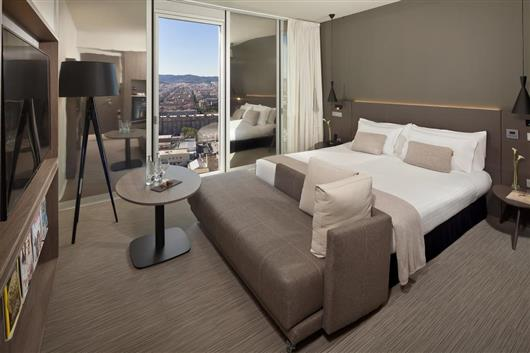 The Level Grand Premium Double Room with City View