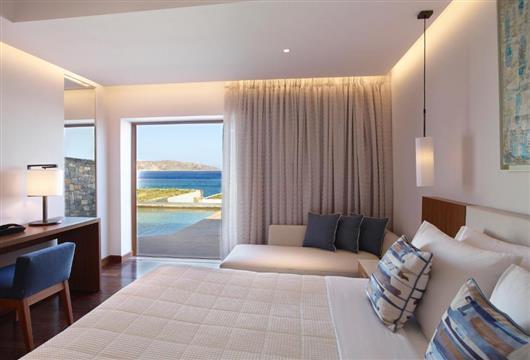 Beach-front Junior Suite