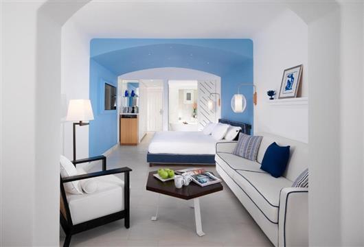 Premium Double Sea View Jacuzzi Room