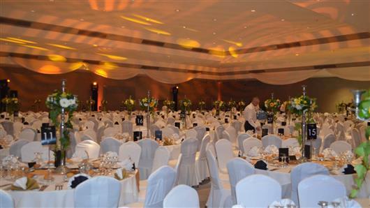 Castello restaurant for banquets