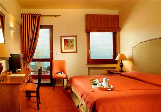 Classic Double Room with Panoramic Sea View