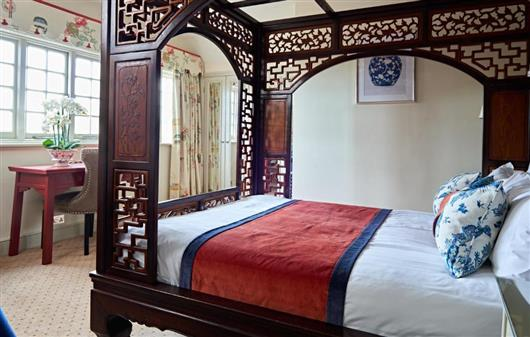 Four Poster Superior Room