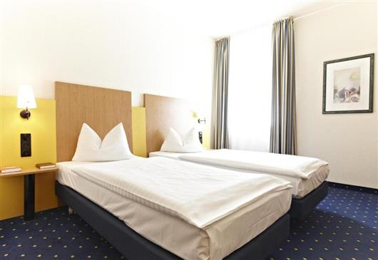 Standard Double Room - Public Transport Ticket Included