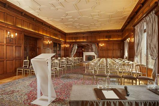 THE TAUBER FUNCTION ROOM