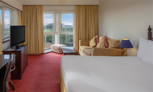 King Premier Room with a Sofa Bed