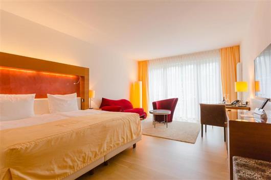 Junior Suite (Caracalla view)