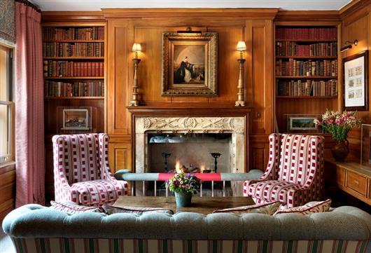 Tiffany's Library