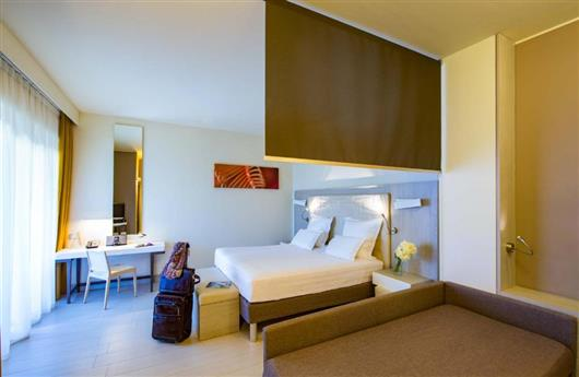 Superior Executive Room with One King Bed and One Single Bed