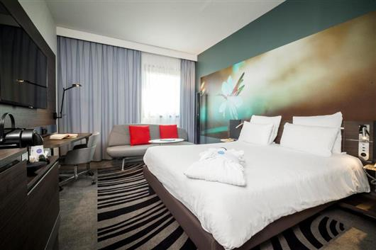 Executive Business Room with Double-Bed