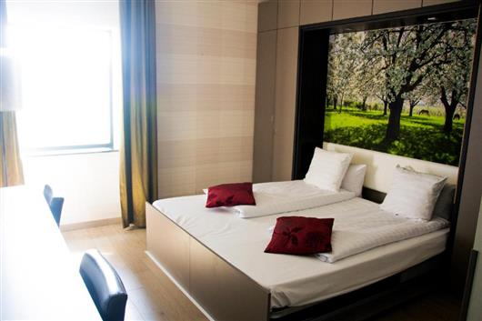 Standard Double Room with Landmark view