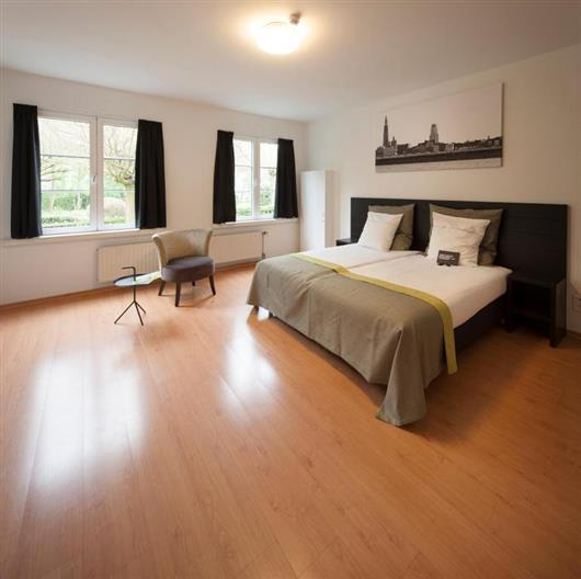 Apartment - Ground Floor with Garden view