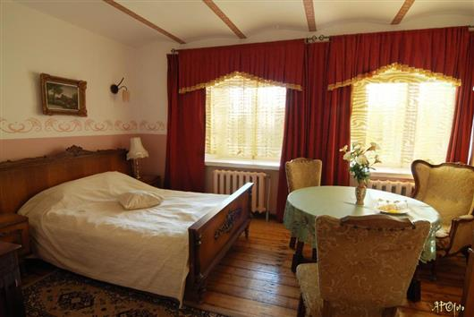 Deluxe Room with Garden and Landmark view