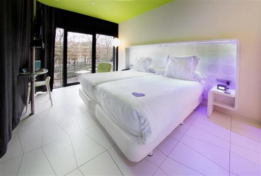 Two-Connecting Superior Double Rooms